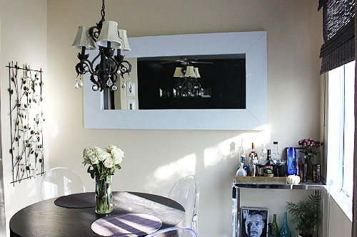 Dining Room Bar Cart: Lonely Wife Project